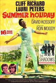 image of summer holiday gb one sheet poster
