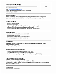 Free General Resume Templates Free Professional Cover Letter Template One Page Pre Written