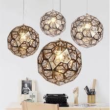 l51 modern stainless steel pendant lights jewel ball e27 hang lamp for bedroom living room hall office restaurant track pendant lighting ceiling