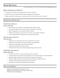 Hostess Resume 24 Hostess resume template sample tattica 1