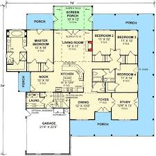 country home floor plans wrap around porch fresh single story house plans with wrap around porch