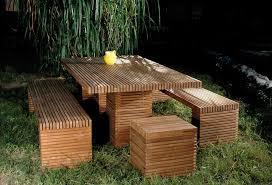 wooden outdoor furniture. Exellent Outdoor Lovable Modern Wooden Garden Furniture Terrace Perfect  Using Inside Outdoor