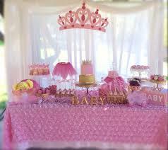 Princess Baby Shower Theme Ideas Ba Girls Shower With Princess Ba Shower  Centerpieces