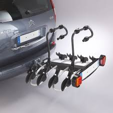 You want to transporting 4 6 bikes, luggage, parcels? can choose between a bike trailer single wheel or two wheels: the rack attach towbar and are Bike Racks for Cars Mottez | Towbar rack, Rear racks \u2026