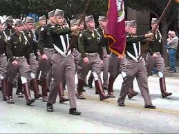 Texas A M Corps Of Cadets Texas A M Corps Of Cadets March In Austin Tx 2010 Youtube