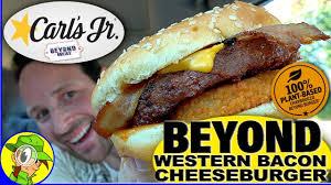 beyond western bacon cheeseburger
