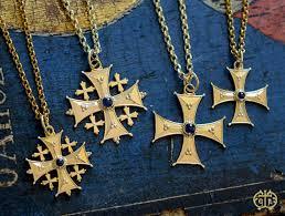 the jerum crusaders cross