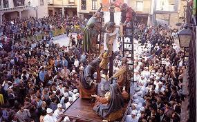 Resultado de imagen de semana santa de rioseco