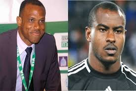 Image result for enyeama vincent and sunday oliseh