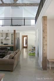 sealed concrete floors