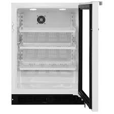 ms24rag marvel scentific 24 inch all refrigerator with glass door