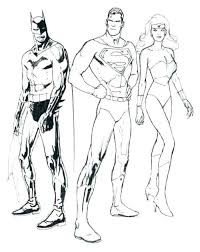 The dc comics superhero has also been the subject of derivative products, such as a multitude of toys and video games. Superman And Batman Coloring Pages In 2020 Superhero Coloring Superman Coloring Pages Batman Coloring Pages