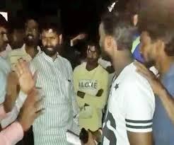 Video Of Allampura Locals Slamming Bjp Mla Ct Ravi For Not Keeping