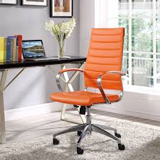 office orange. delighful office jive highback office chair in orange for t
