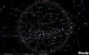 Southern Sky Star Chart Star Charts Sky Maps Download Geody