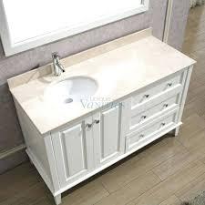left sink vanity. Modren Vanity Picturesque Left Sink Bathroom Vanity The View Side  Decorations In   For Left Sink Vanity 4
