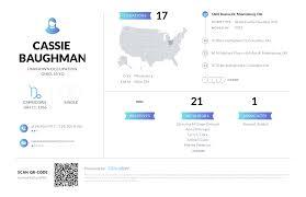 Cassie Baughman, (614) 471-3085, 1602 Rosina Dr, Miamisburg, OH ...