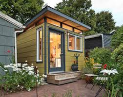 tiny house with garage. tiny house - modern shed2 with garage i