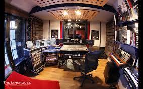 Professional studio ...