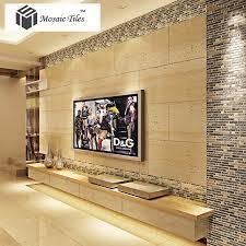 tst nature stone glass tiles blue wave marble striped art mosaics lovely glass tiles for living