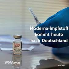 WDRforyou - بحسب وزير الصحة الألماني ينس شبان من المقرر وصول اللقاح من  الشركة الأمريكية موديرنا إلى ألمانيا اليوم. سيتم إيصال اللقاح يوم الثلاثاء  إلى الولايات الألمانية. ولكن لن يكون ممكنا للناس