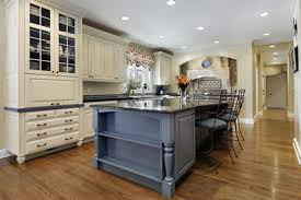 Best Kitchen Island Design And Kitchen Design Ideas White Cabinets Using  Delightful Enrichments In A Well Organized Arrangement To Improve The  Beauty Of ...