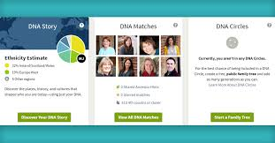 Make A Family Tree Online Free Understanding Your Ancestrydna Matches Legacy Tree