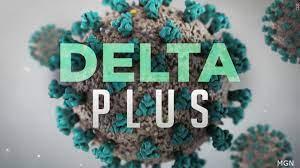 Delta Plus' variant confirmed in Nueces County