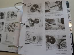 case 1845b uni loader skid steer service manual repair shop book categories