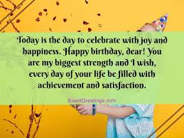 35 best birthday wishes for someone