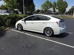 Toyota Prius custom wheels Dai Yoshihara DY-37C 18x8.0, ET +40 ...