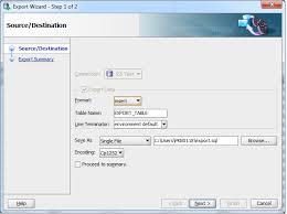 Exporting Query Result Using SQL Developer - DBA Republic