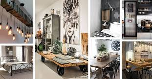36 industrial home decor ideas that will make you fall in love with this style