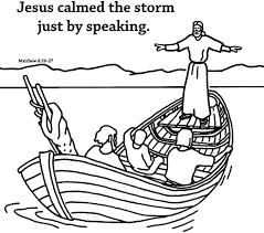The disciples went and woke him, saying, lord. Amazon Com Jesus Calms The Storm Coloring Card 12 Pk 30015 Everything Else