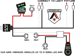 led lamp wiring diagram light bar without relay harness for install Christmas LED Light Wiring Diagram led lamp wiring diagram light bar without relay harness for install diagrams likeness 1 arsenal universal