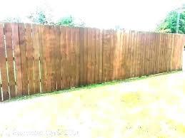 Fence Stain Colors Cedar Alucas Co