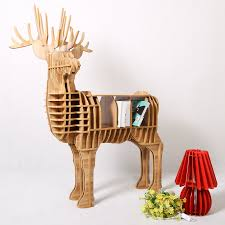 creative home furniture. High End Creative Wood Deer Table Furniture For Home Living Room Hotel Salon Decoration Chrtistmas Europe Fashion TM001M-in Coffee Tables From