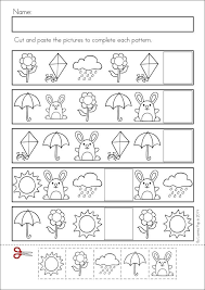 additionally Kindergarten  Preschool Reading  Writing Worksheets  Creating additionally  also  further Pattern Worksheets For Preschool Free Worksheets Library together with Kids Under 7  Pattern Recognition Worksheets also Kidz Worksheets  Preschool Color Patterns Worksheet6 in addition 15  Awesome Free Pattern Worksheets   All Kids  work besides Circle Up  Patterns  1   Worksheet   Education as well Pizza Pattern Puzzler – Visual Discrimination and Pattern Puzzles in addition Patterns Review 2. on pattern preschool worksheets
