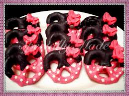 Pink And Black Minnie Mouse Decorations Pink Black And White Minnie Mouse Party Supplies Party Supplies