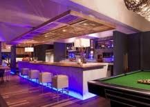 Bar Designs Ideas Exquisite Use Of Color And Decor Bring This Home Bar To Life