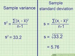 Variance Formula 3 Easy Ways To Calculate Variance Wikihow