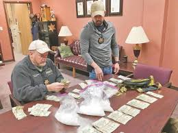 Local News: Butler County Sheriff's Department seizes estimated $30,000  worth of crystal methamphetamine (10/31/19) | Daily American Republic