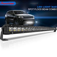 Suv Light Bar Details About Autofeel 30 Inch 300w Led Work Light Bar Combo Beam Suv 4wd Offroad Truck Boat
