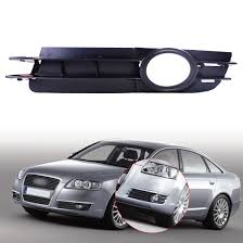 2006 Audi A4 Fog Light Grill Details About Front Left Bumper Fog Light Lamp Grill Grille Fit For 05 08 Audi A6 C6 4f080768a