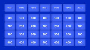 Game Shows Powerpoint Templates