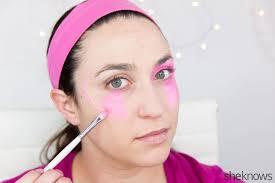 jem makeup tutorial step 2
