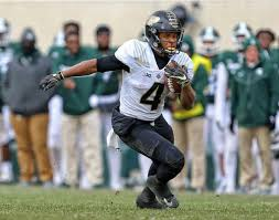 5 Purdue Football Players To Watch Against Auburn In Music City Bowl