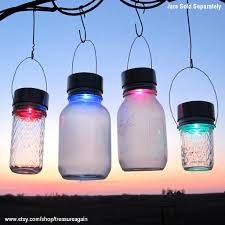 Solar Jars Treasureagain Mason Jars Ball Jars Mason Jar Solar Light Jar