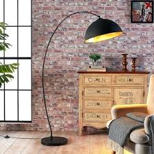 Curved floor lamp Black And Gold Curved Floor Lamps Curved Floor Lamp Jonera Black And Gold Lightsie Curved Floor Lamp Base Curved Floor Lamps Chpcenterprorg Curved Floor Lamps The Many Stylish Forms Of The Modern Arc Floor