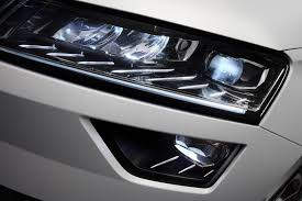 Image result for First close-up pictures of the ŠKODA KAROQ: Expressive design for the new compact SUV